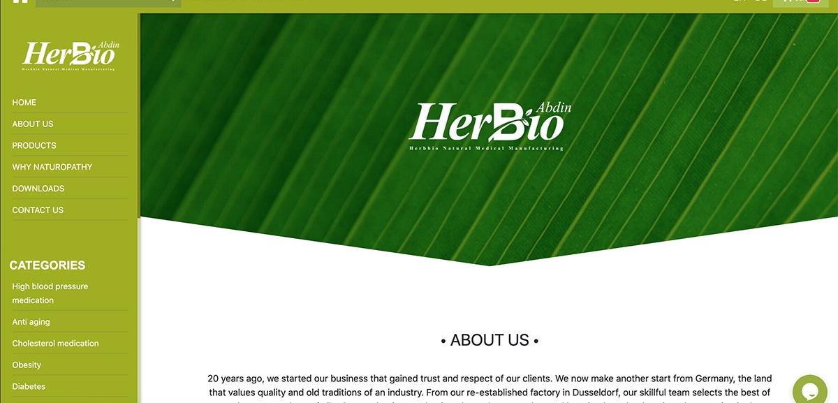 HerbBio Online Pharmacy
